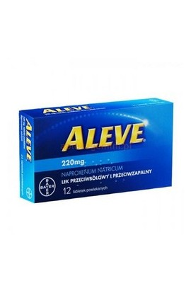 Bayer, ALEVE, 12 PCs