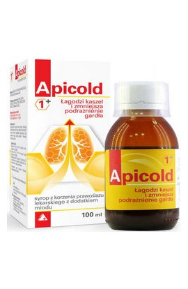 Alpen Pharma, APICOLD 1+, 100ml