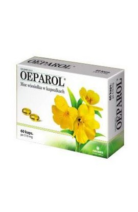 Adamed, OEPAROL 510mg, 60 PCs