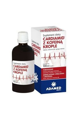 Adamed, CARDIAMID, 100ml