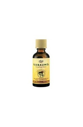 Alva, Tea tree oil, 100ml