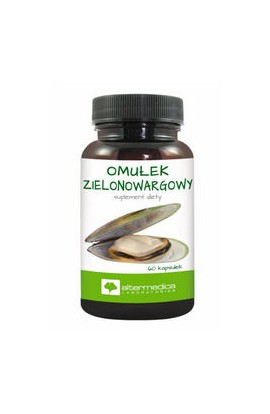 Altermedica, Green mussel, 60 PCs