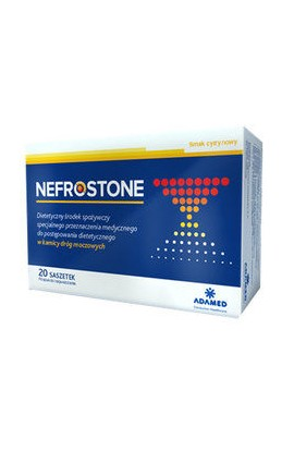 Adamed, Nefrostone, 20 PCs