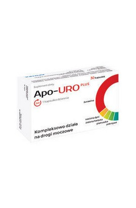 Apotex, APO-URO PLUS, 30 PCs