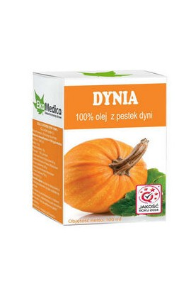 EkaMedica, Pumpkin oil, 100ml