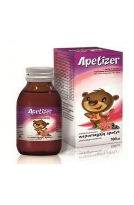 Aflofarm, APETIZER raspberry and blackcurrant, 100ml