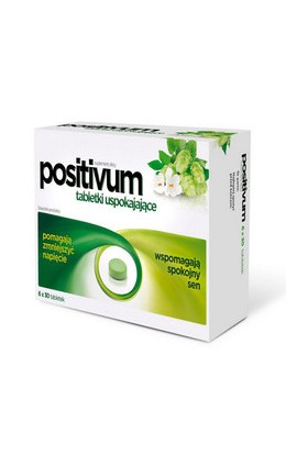 Adamed, POSITIVUM, 180 PCs