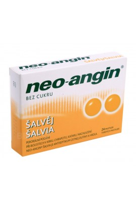 Bayer, NEO-ANGIN SILVER 1,2MG / 0,6MG / 5,9MG lozenge 24, 1pcs