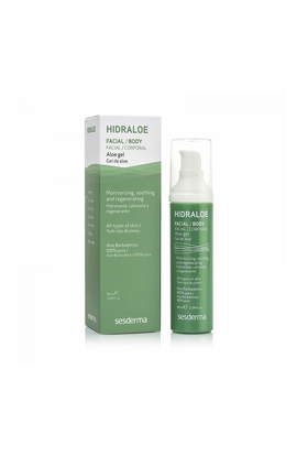 Sesderma, Hidraloe, Aloe Gel, 60 ml
