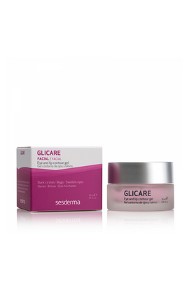 Sesderma,Glicare, Lip and Eye Contour Gel , 30 ml