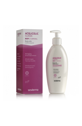 Sesderma, Acglicolic Classic, Cleansing Milk, 200  ml