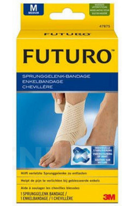 3M, 3M FUTURO Bandage of ankle joint 47875DAB size M, 1 pcs
