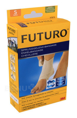 3M, 3M FUTURO Bandage of ankle joint 47874DAB vel.S, 1 pcs