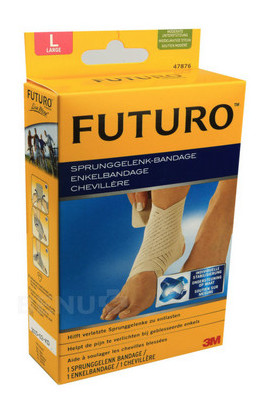 3M, FUTURO Bandage of ankle joint 47876DAB vel, 1 pcs