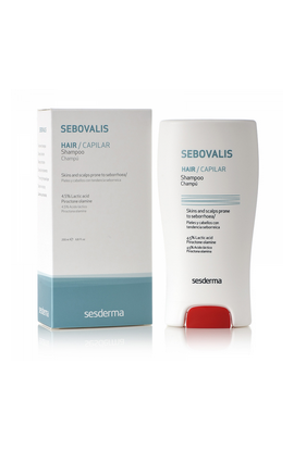 Sesderma,  Sebovalis, Treatment Shampoo, 200 ml