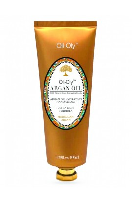 "Moisturizing hand cream With argan oil ""Sweet"" 100ml OLI-OLY"