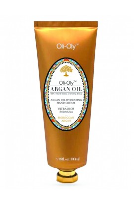 "Moisturizing hand cream With argan oil ""Fresh"" 100ml OLI-OLY"