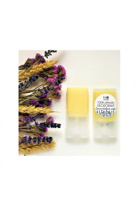 Biorythme, 100% natural deodorant Lavender field roll-on 15 g