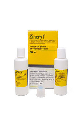 Astellas, Зинерит, Zineryt, 1X30ML