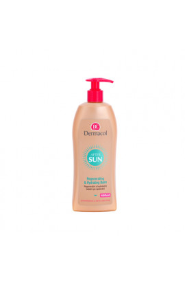 Dermacol, After Sun, regenerating and moisturizing balm after sunbathing,  400 ml