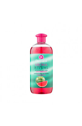 Dermacol, Aroma Ritual, refreshing bath foam,  watermelon, 500 ml