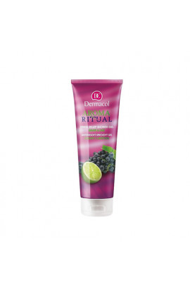 Dermacol, Aroma Ritual, anti-stress shower gel,grapes and lime, 250 ml