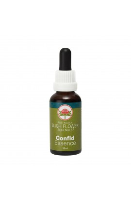 "AUSTRALIAN BUSH FLOWER ESSENCES, THE COMBINED ESSENCE OF ""CONFID"", 30 ML"