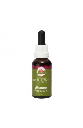 "AUSTRALIAN BUSH FLOWER ESSENCES, KOMBINOVANÁ ESENCE ""WOMAN"", Комбинированная эссенция ""WOMAN"" , 30 мл"