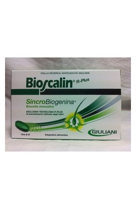 Giuliani, Биоскалин биогенина, BIOSCALIN BIOGENINA, 30 шт