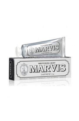 Marvis, Whitening Mint Fluoride Free 75ml
