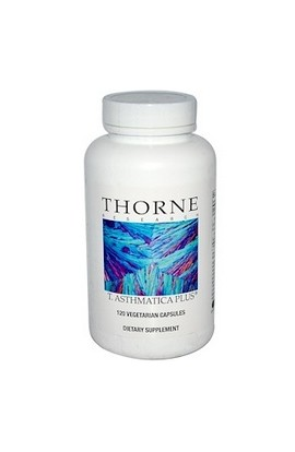 Thorne Research, Т. Астматика Плюс, T. Asthmatica Plus, 120 шт