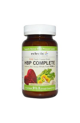 Eclectic Institute, ХБП Цельнопищевой порошок, HBP Complete, Whole Food POWder, 90 g