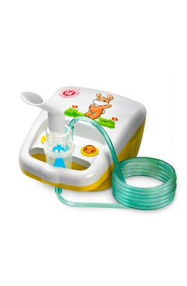 Little Doctor, Ингалятор компрессорный, Compressor inhaler LD 212C with a children's design, 1 шт