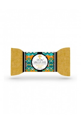 "Exfoliating Soap With argan oil ""Sweet"" 50g OLI-OLY"