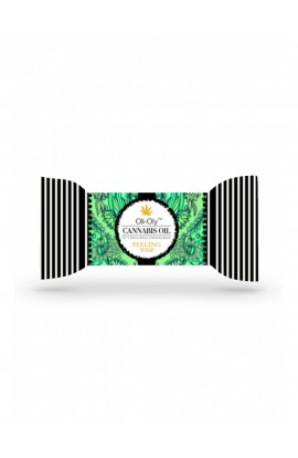 Exfoliating Soap With hemp oil 50g OLI-OLY