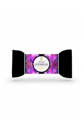 Exfoliating Soap With Lavender oil 50g OLI-OLY