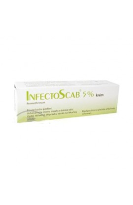 Infectopharm,INFECTOSCAB 5% Creme ,2X60г.