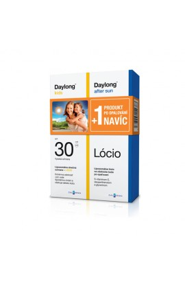 DAYLONG,DAYLONG Kids SPF30 ,200 ml + After Sun Locio, 200 ml gift set