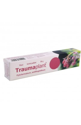 HARRAS PHARMA, TRAUMAPLANT UNG, Траумаплант 1X100GM