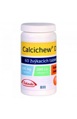 NYCOMED, CALCICHEW D3 200 IU, Калцичу D3 60 tablet